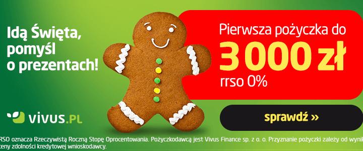 pożyczki w Vivus.pl.