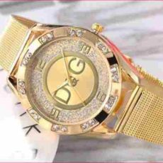 Złoty zegarek Damski Barlinek  za 9 zł Kup teraz